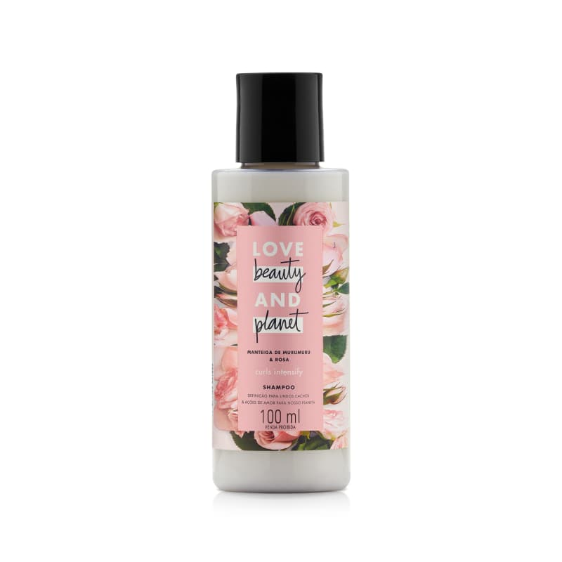Love, Beauty and Planet - Shampoo 100ml Curls Intensify