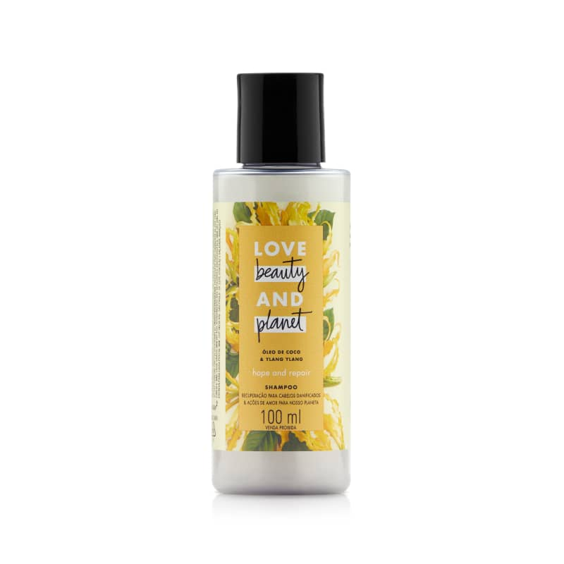 Love Beauty and Planet Hope and Repair - Shampoo 100ml