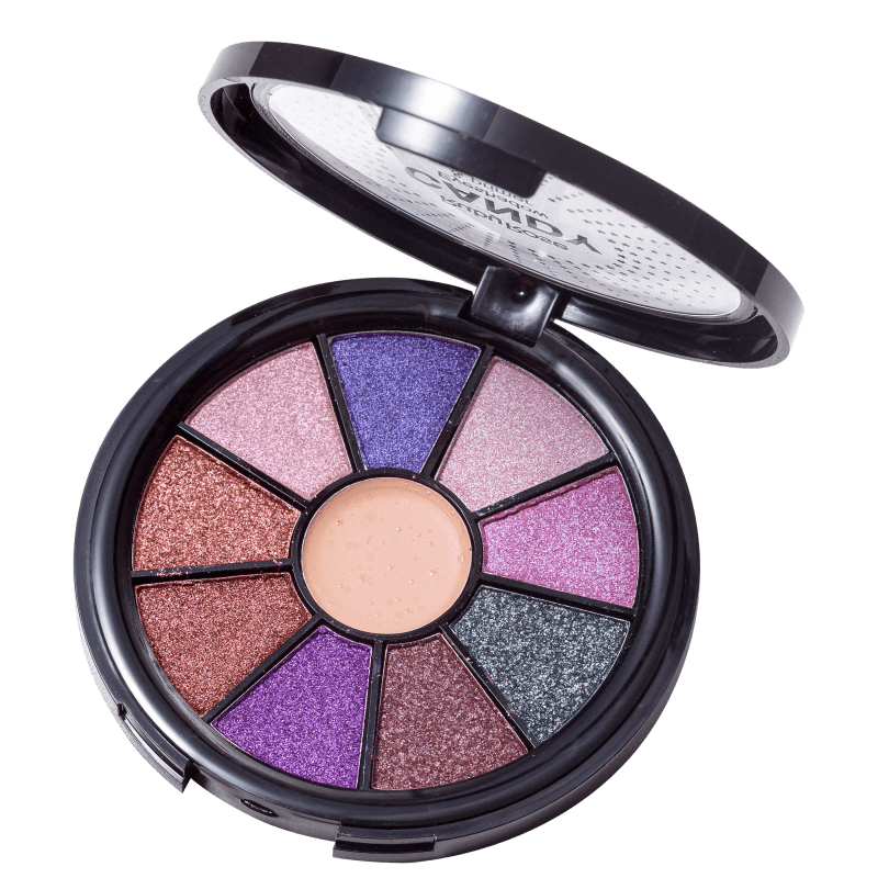 Ruby Rose Mini Candy - Paleta de Sombras