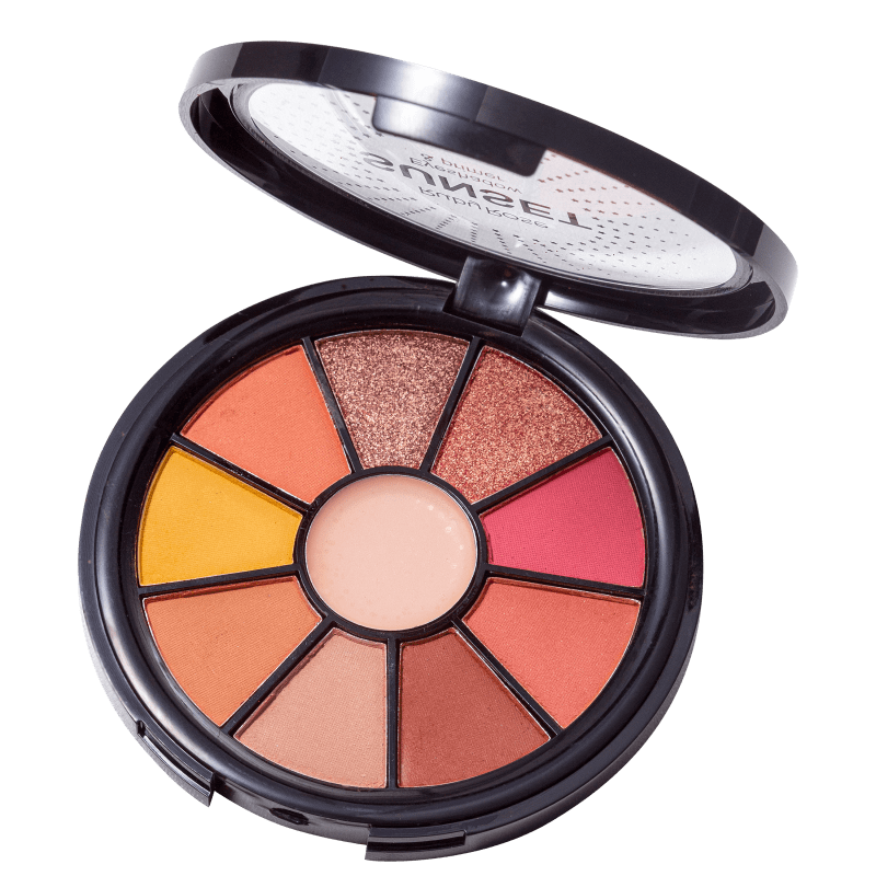 Ruby Rose Mini Sunset - Paleta de Sombras