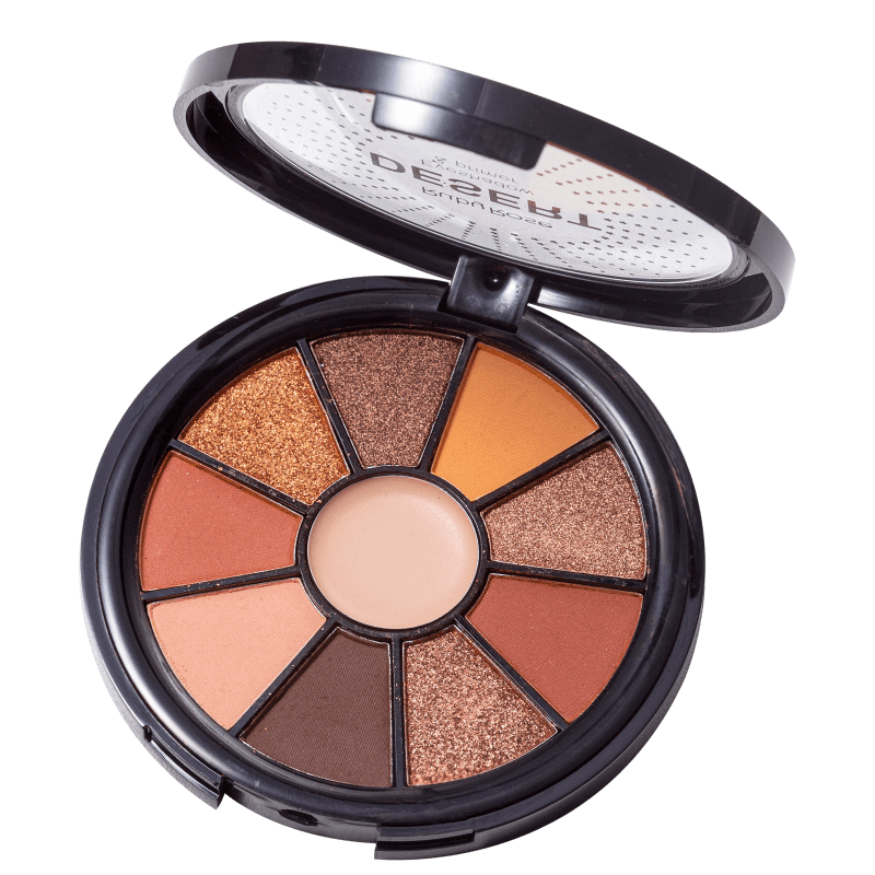 Ruby Rose Mini Desert - Paleta de Sombras