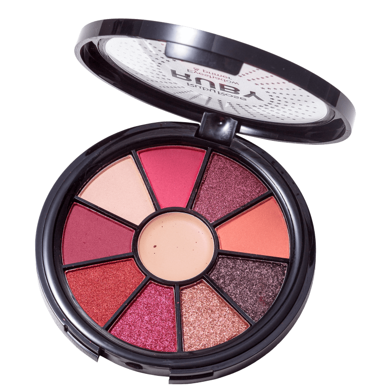 Ruby Rose Mini Ruby - Paleta de Sombras