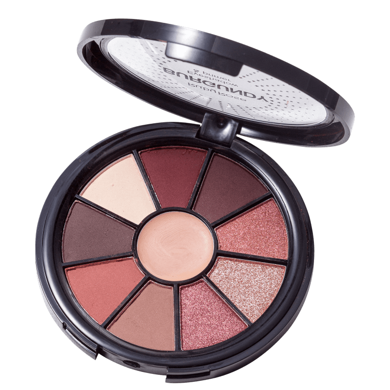 Ruby Rose Mini Burgundy - Paleta de Sombras