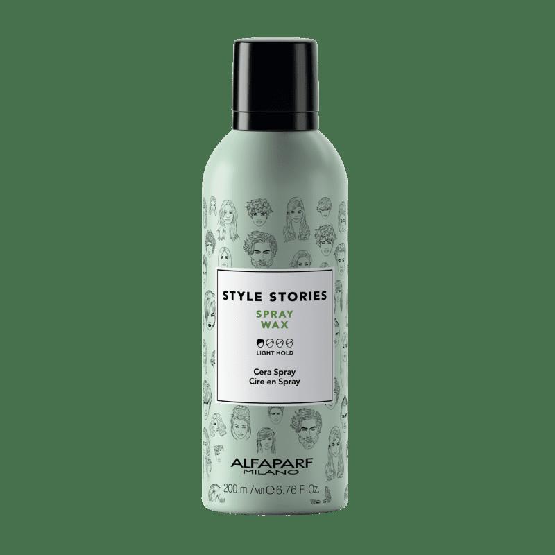 Alfaparf Style Stories Wax - Cera em Spray 200ml