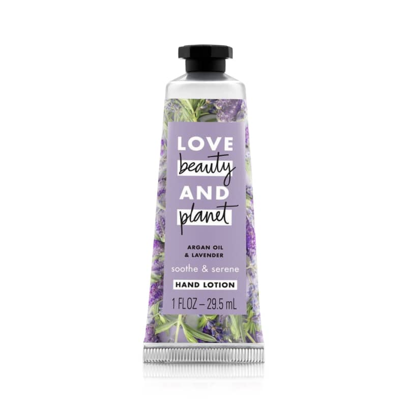 Love Beauty and Planet Argan Oil & Lavender - Creme Hidratante para as Mãos 29,5ml