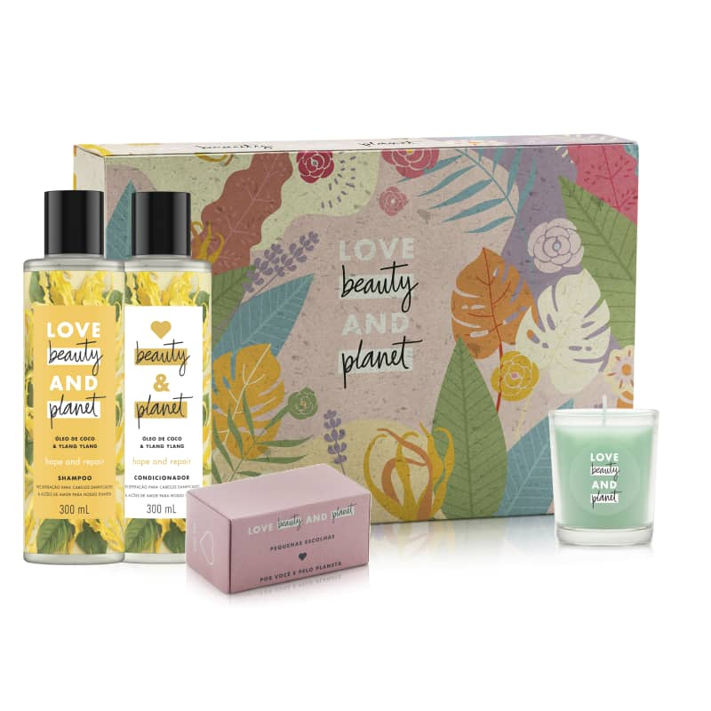 Kit Home spa: Agradece & Segue