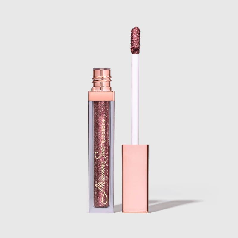 Sombra Líquida Mariana Saad - Liquid Eyeshadow Shine e Glow Ruby 4,2g