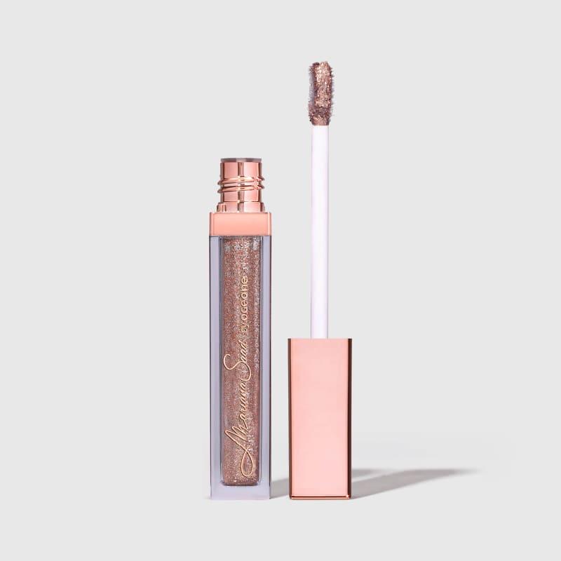 Sombra Líquida Mariana Saad - Liquid Eyeshadow Shine e Glow Rose Quartz 4,2g
