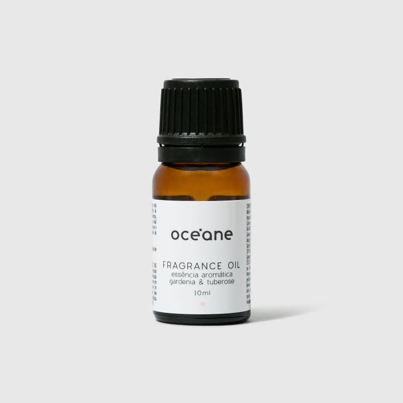Fragrance Oil Gardenia & Tuberose 10ml - Essência Aromática Gardênia e Tuberosa