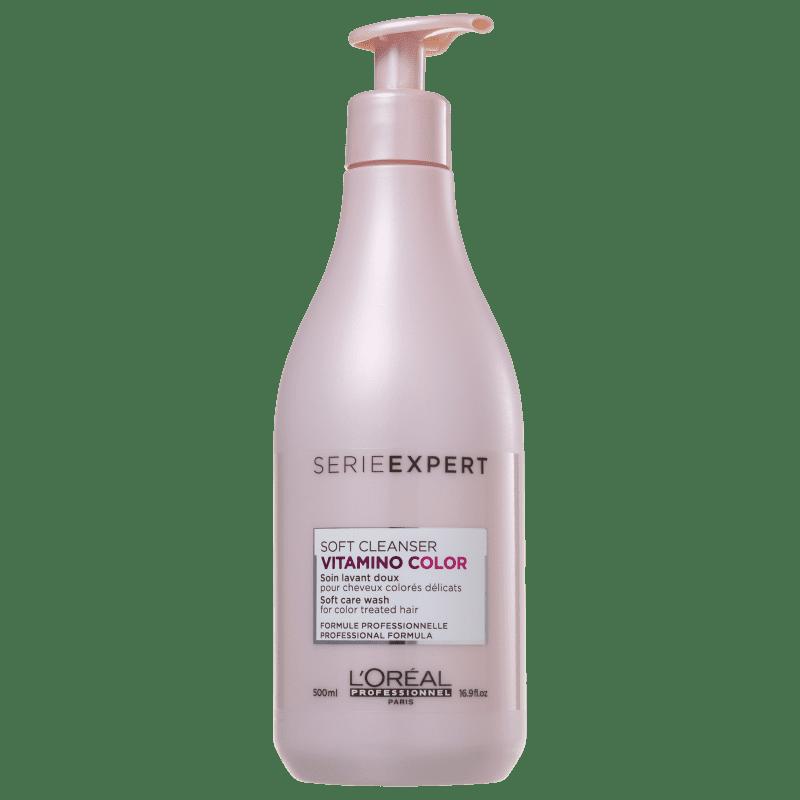 L'Oréal Professionnel Serie Expert Vitamino Color Resveratrol - Shampoo sem Sulfato 500ml