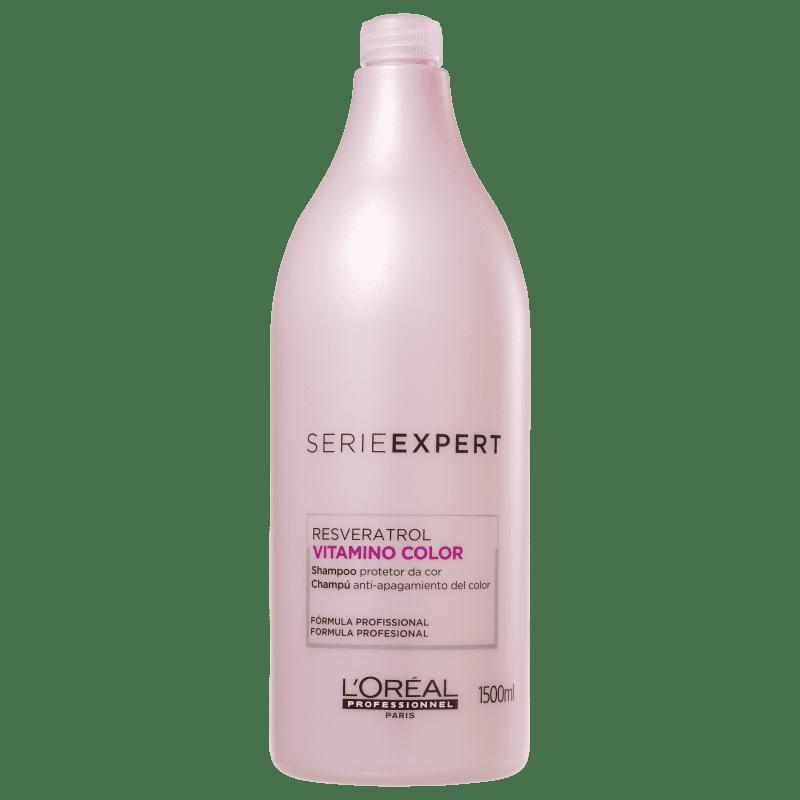 L'Oréal Professionnel Serie Expert Vitamino Color Resveratrol - Shampoo 1500ml