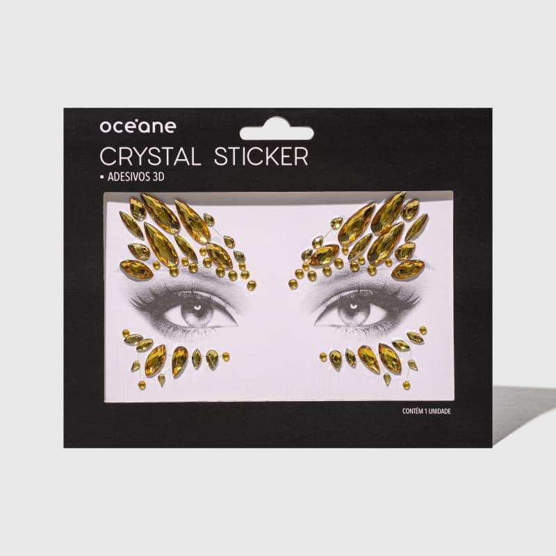 Crystal Sticker - Adesivo Facial CS6