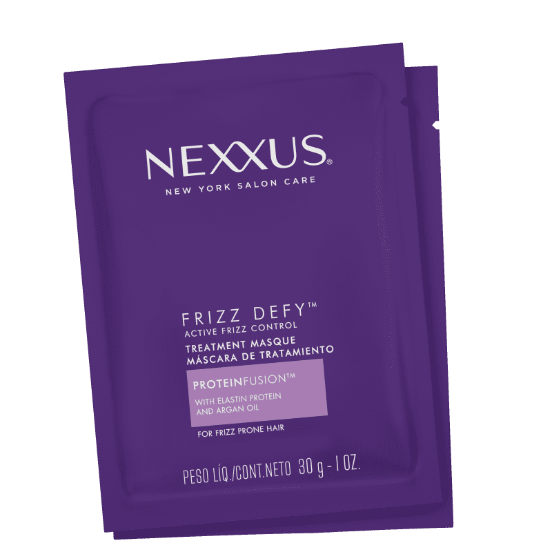 Nexxus Frizz Defy - Máscara de Tratamento 30g