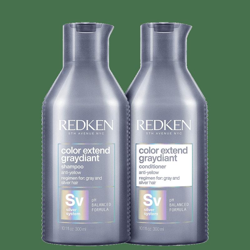 Kit Redken Color Extend Graydiant Duo (2 Produtos)