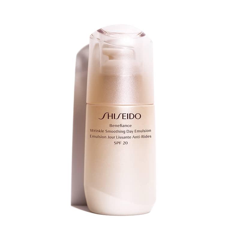 Benefiance Wrinkle Smoothing Day Emulsion SPF20 - Emulsão Hidratante Facial Antirrugas 75ml