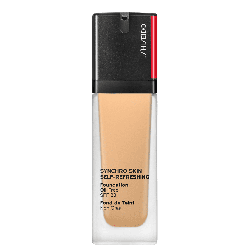 Shiseido Synchro Skin Self-Refreshing SPF 30 160 Shell - Base Líquida 30ml