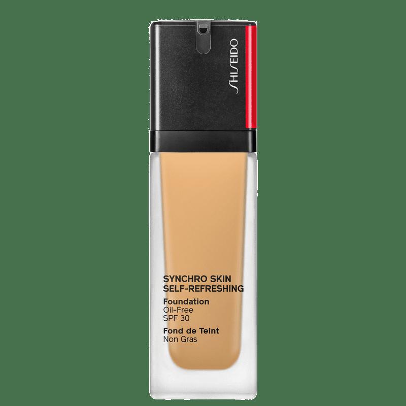 Shiseido Synchro Skin Self-Refreshing SPF 30 320 Pine - Base Líquida 30ml