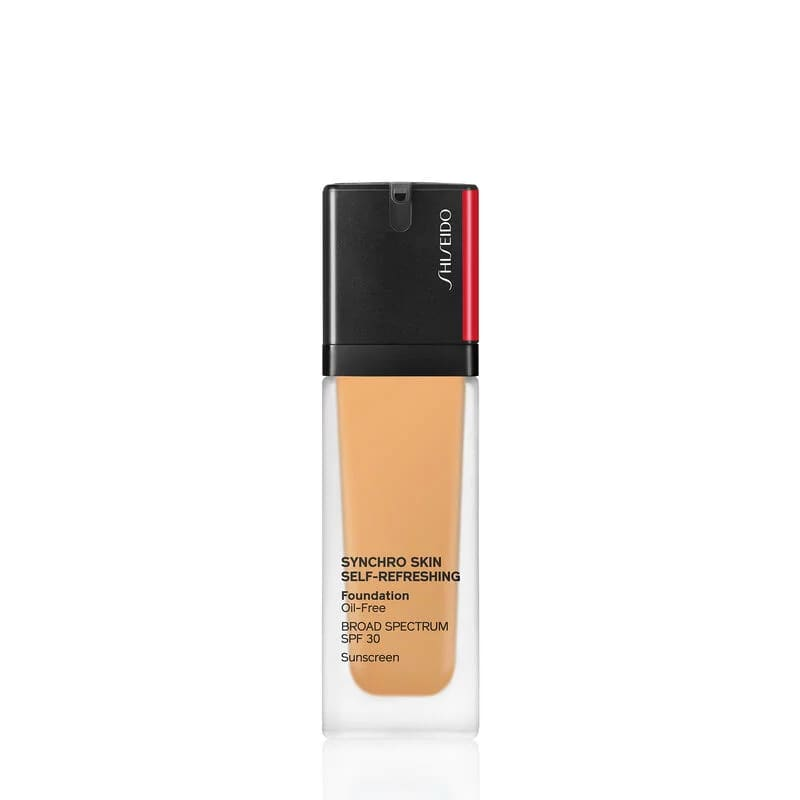 Shiseido Synchro Skin Self-Refreshing SPF 30 360 Citrine - Base Líquida 30ml