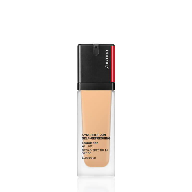 Shiseido Synchro Skin Self-Refreshing SPF 30 310 Silk - Base Líquida 30ml