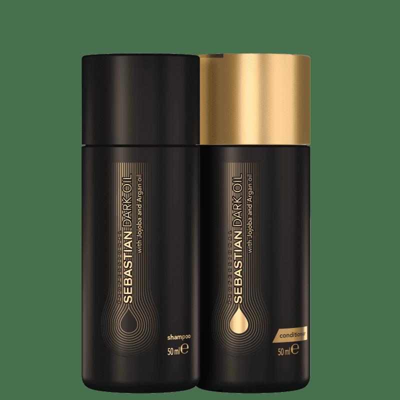 Kit Sebastian Professional Dark Oil Mini Duo (2 Produtos)