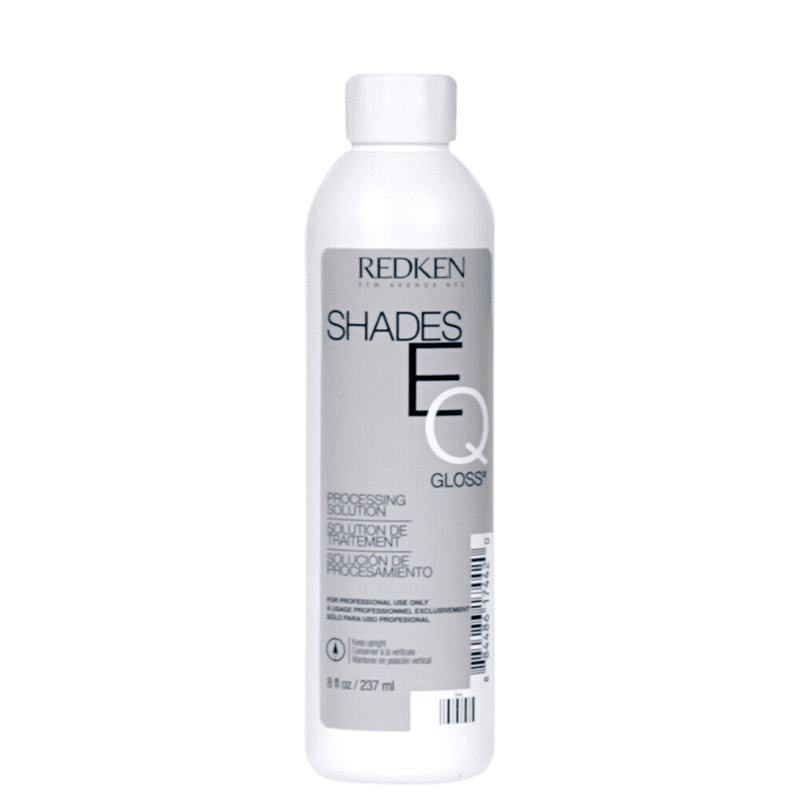 Redken Shades EQ Processing Solution - Emulsão Reveladora 7 Volumes 240ml