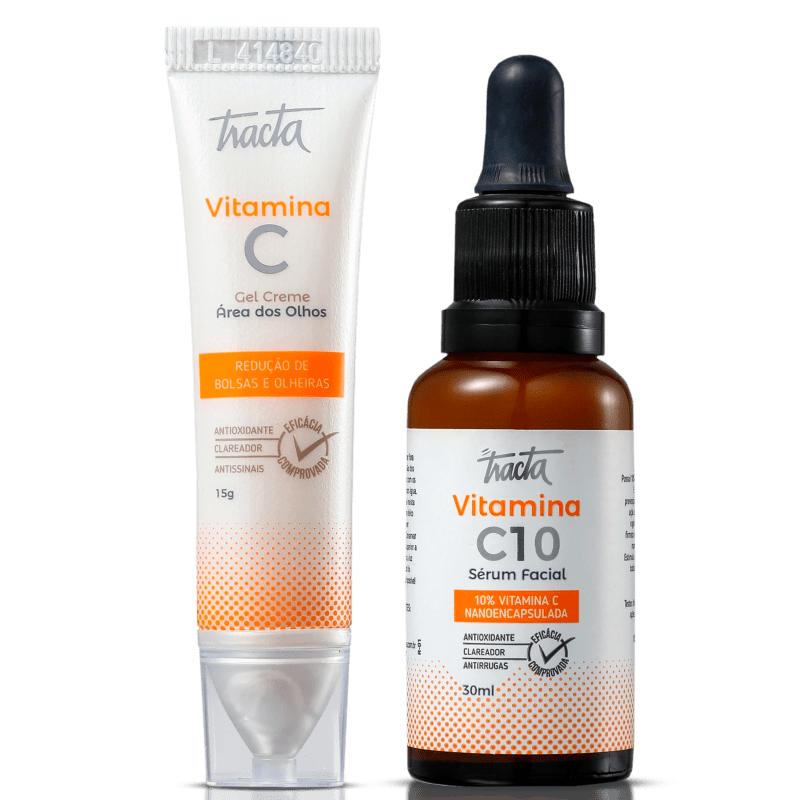Kit Tracta Vitamina C
