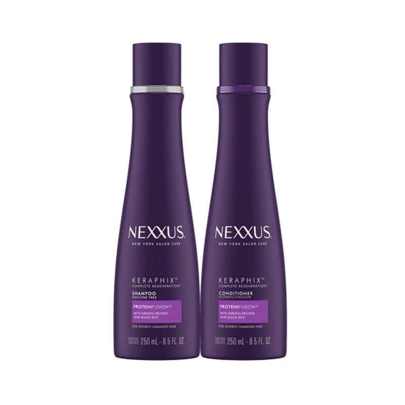 Kit Nexxus Keraphix Duo Shampoo + Condicionador (2 produtos)