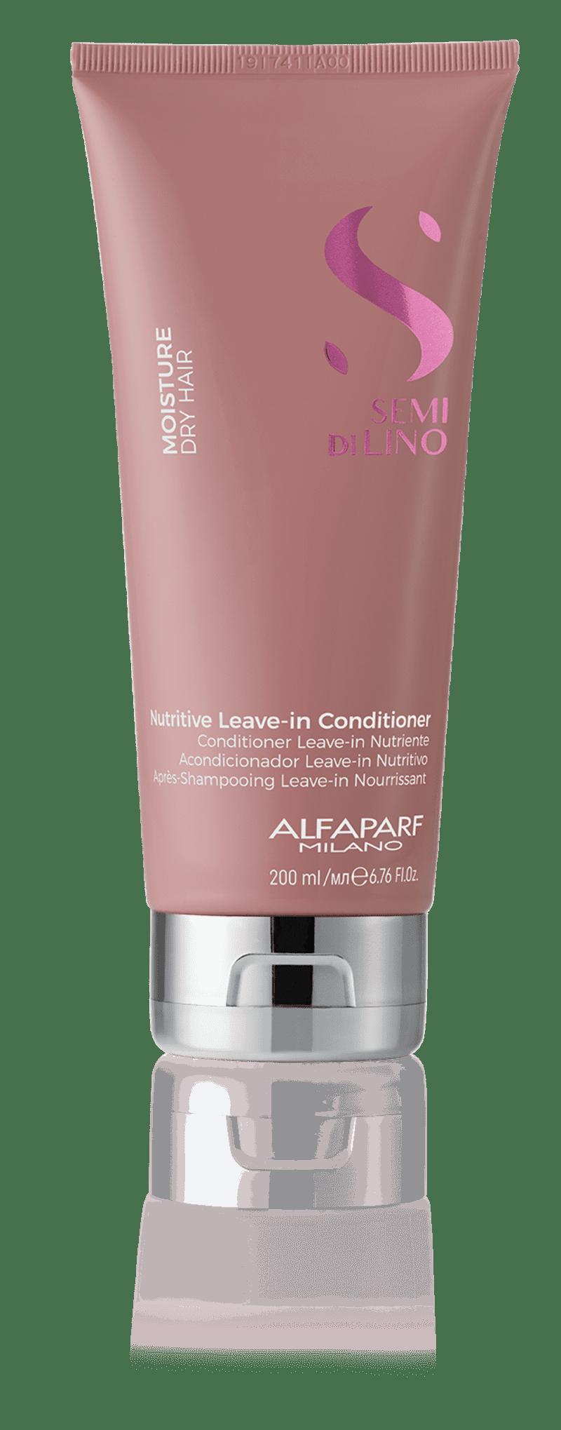 Condicionador Leave-in Alfaparf Semi Di Lino Moisture Nutritive 200ml