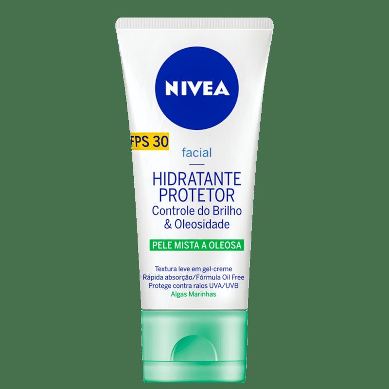 NIVEA Controle do Brilho & Oleosidade - Hidratante Facial 50ml
