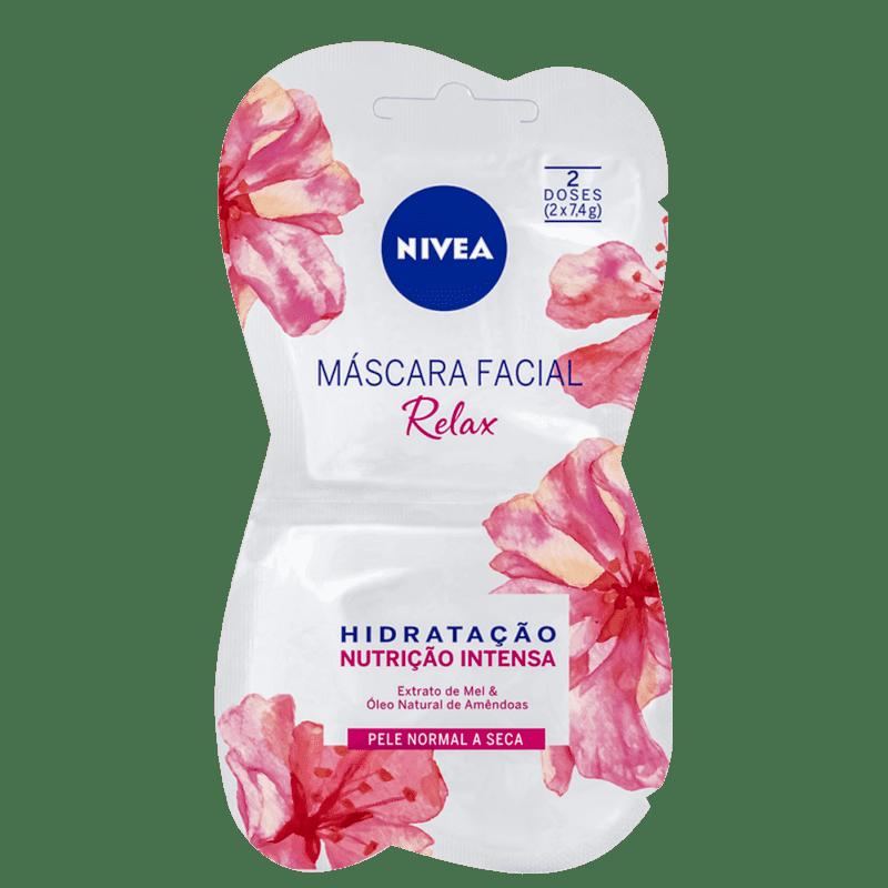 NIVEA Relax - Máscara Facial 15ml