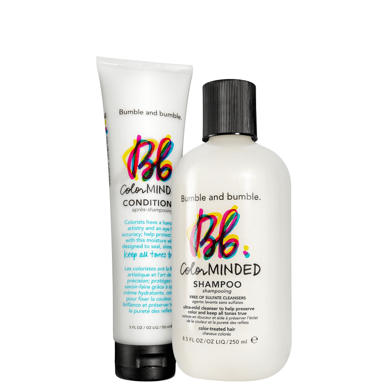 Kit Bumble and bumble Color Minded (2 Produtos)