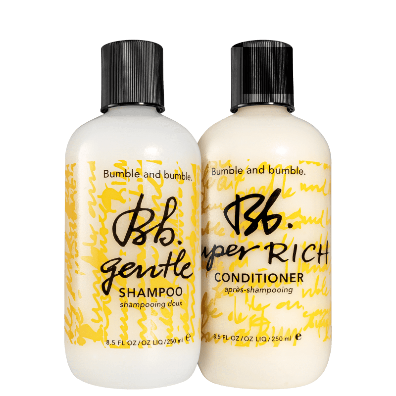 Kit Bumble and bumble Gentle & Super Rich (2 Produtos)