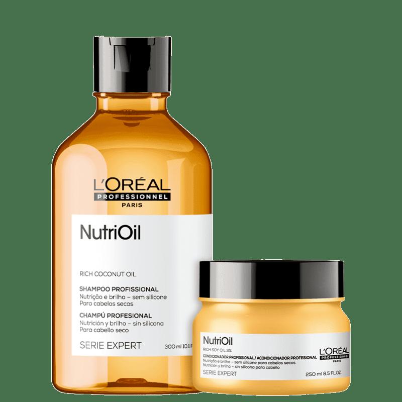 Kit L'Oréal Professionnel Serie Expert Nutrifier Treatment (2 Produtos)