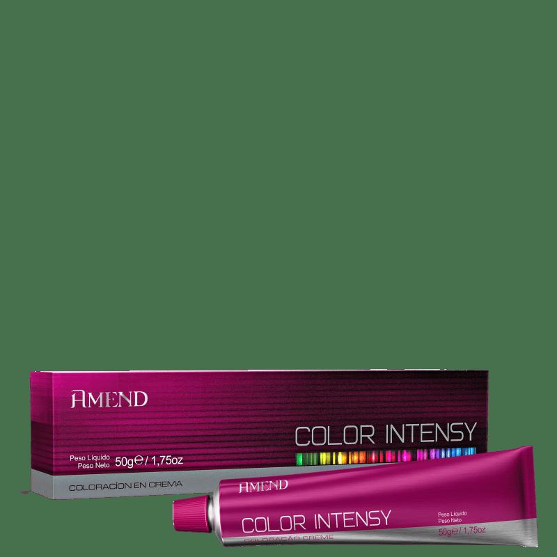 Amend Color Intensy 4.77 Castanho Médio Marrom Intenso - Coloração 50g