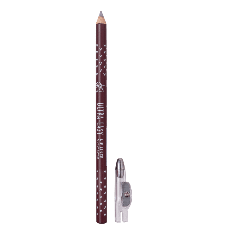 Lápis de Boca Kiss New York RK Ultra-Easy | Beleza na Web