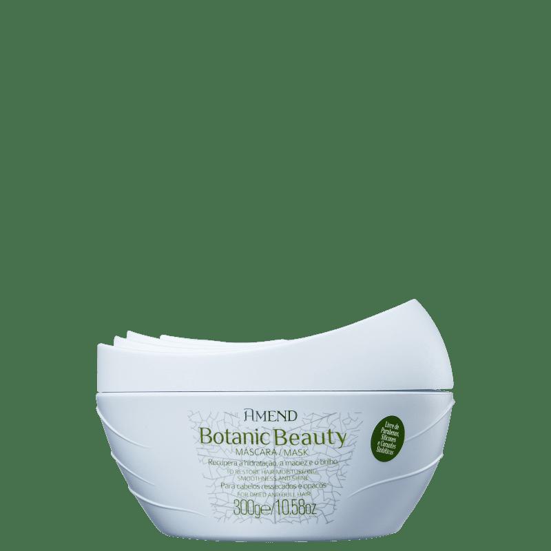 Amend Botanic Beauty Óleo de Moringa & Extrato de Jasmim - Máscara Capilar 300g