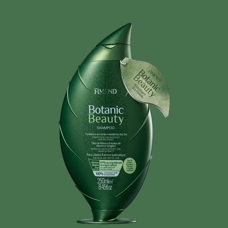 Amend Botanic Beauty Óleo de Monoi e Extratos de Alecrim e Gengibre - Shampoo 250ml