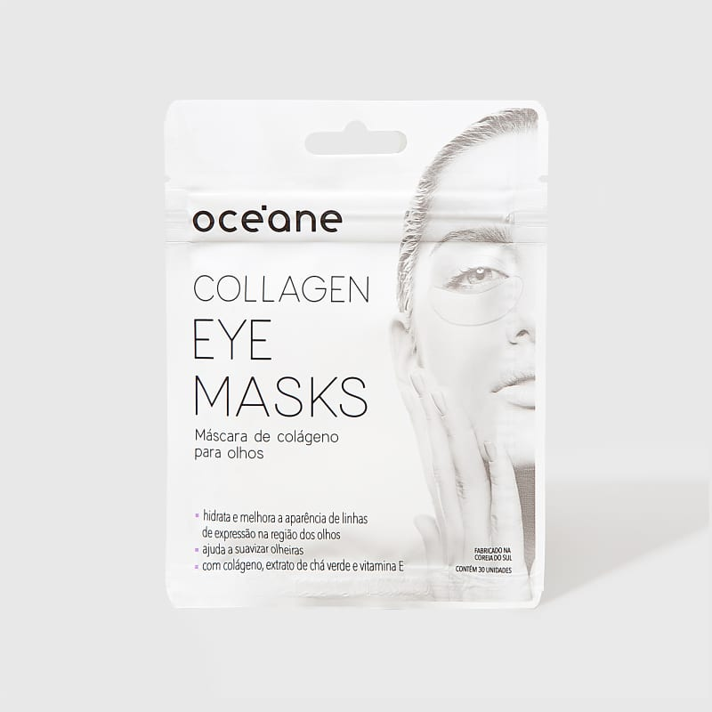 Collagen Eye Masks - Máscara de Colágeno para os Olhos (30 unidades)