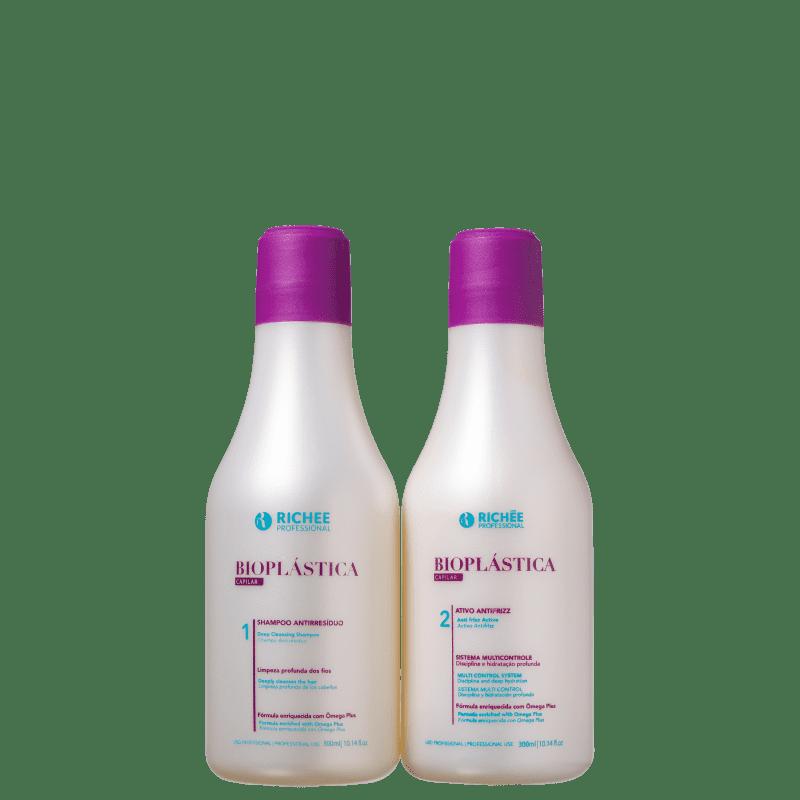 Kit Richée Professional Bioplástica Complete (2 Produtos)