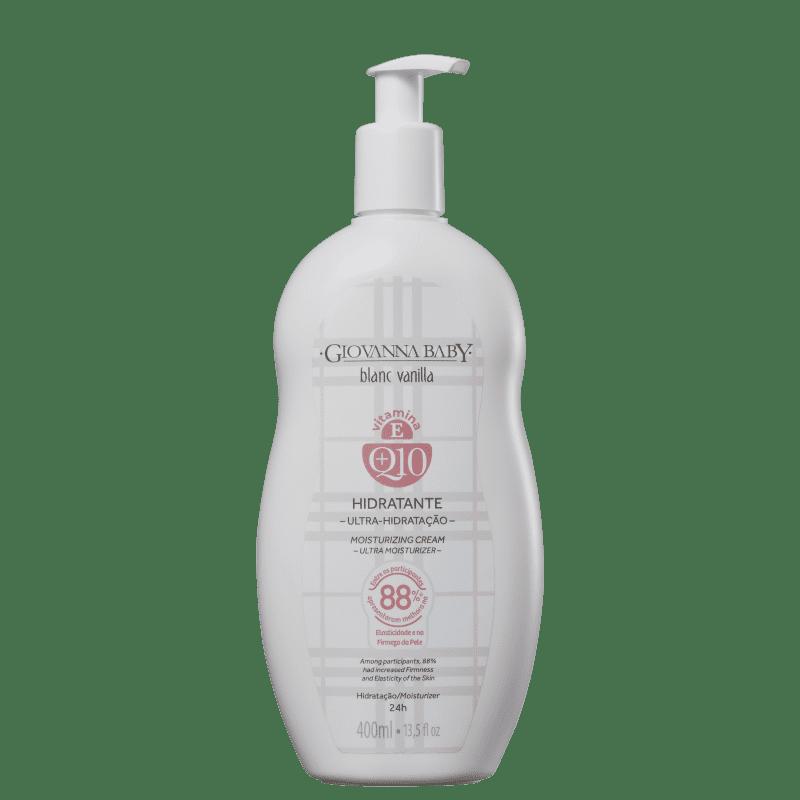Giovanna Baby Blanc Vanilla - Loção Hidratante Corporal 400ml