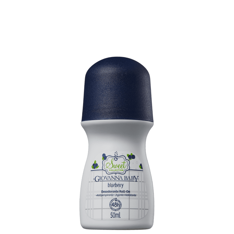 Giovanna Baby Sweet Collection Blueberry - Desodorante Roll-on 50ml