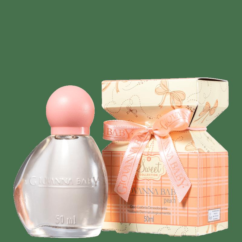 Peach Giovanna Baby Deo Colônia - Perfume Feminino 50ml