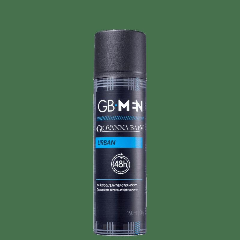 Giovanna Baby GB Men Urban - Desodorante Spray Masculino 150ml