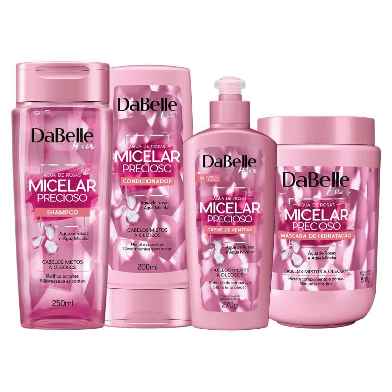 Kit DaBelle Micelar Full (4 Produtos)