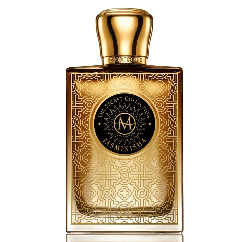 Moresque Secret Collection Jasminisha - Eau de Parfum Unissex 75ml
