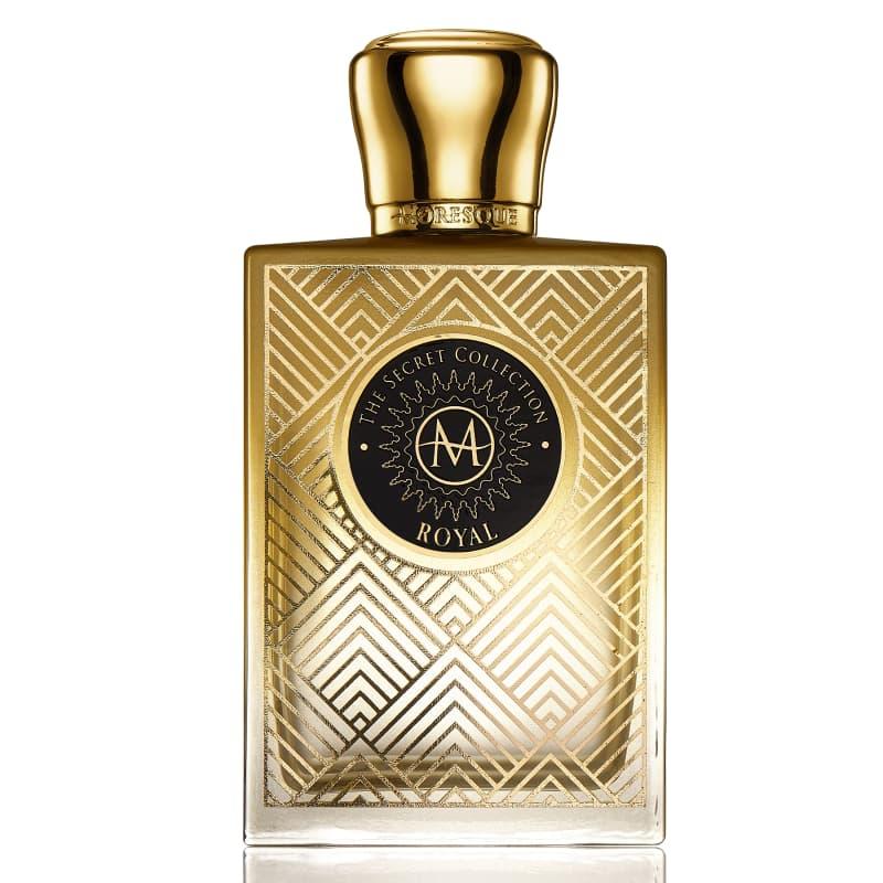Moresque Secret Collection Royal - Eau de Parfum Unissex 75ml