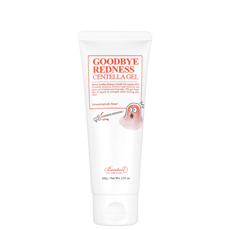 Gel Calmante Facial Benton Goodbye Redness Centella 100g