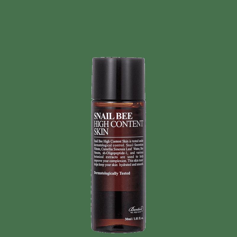 Benton Snail Bee High Content Skin - Tônico Facial 30ml