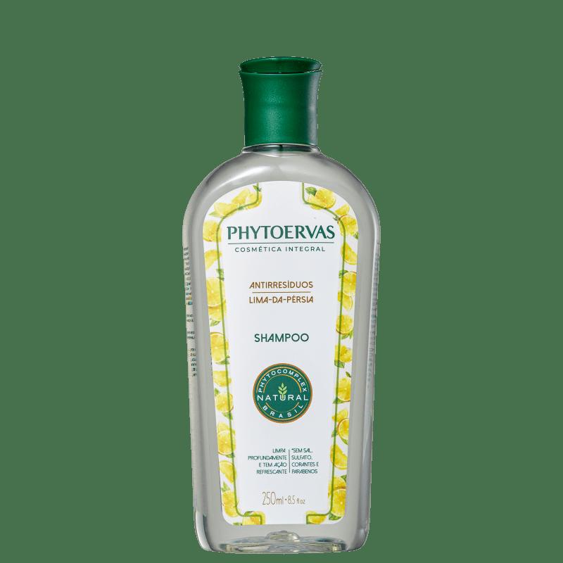 Phytoervas Antirresíduos Lima da Pérsia - Shampoo 250ml