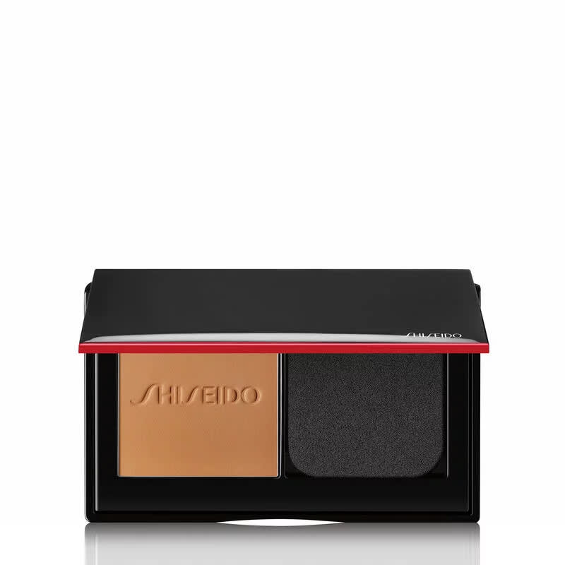 Shiseido Synchro Skin Self-Refreshing Custom Finish Powder Foundation 350 Base em Pó 9G